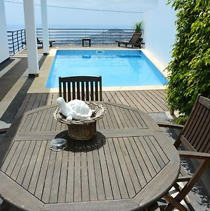 House With 3 Bedrooms In Funchal With Wonderful Sea View Private Pool Enclosed Garden 10 Km From The Beach photos Exterior