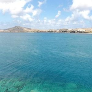 Apartment With One Bedroom In Porto Santo With Wonderful Sea View Furnished Terrace And Wifi photos Exterior