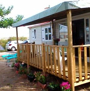 Mobile Home A Louer En Camargue photos Exterior