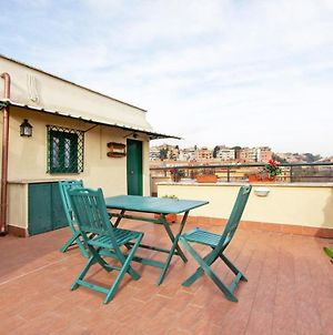 Penthouse In The Sky Over Trastevere photos Exterior