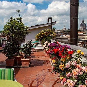 Apartment Spanish Steps With Panoramic Roof-Terrace photos Exterior