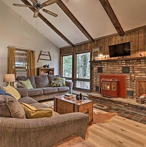 Rustic Hideaway With Lake Access, 3 Mi To Ski! photos Exterior