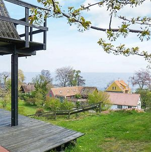 Three-Bedroom Holiday Home In Allinge 4 photos Room