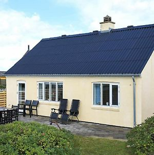 Three-Bedroom Holiday Home In Harboore 10 photos Room