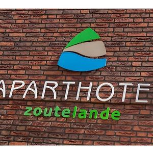 Luxurious Studio For 2 People, A 1-Minute Walk From The Beach Of Zoutelande photos Exterior