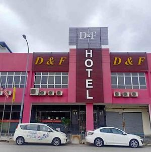 D&F Boutique Hotel Senawang photos Exterior