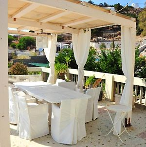 Apartment With 2 Bedrooms In Psathi With Wonderful Sea View And Furnished Terrace 700 M From The Beach photos Exterior
