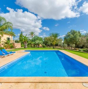 Villa With 4 Bedrooms In Colonia De Sant Jordi With Wonderful Sea View Private Pool Furnished Terrace 8 Km From The Beach photos Exterior
