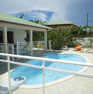 Villa With 3 Bedrooms In Saint Francois With Private Pool Enclosed Garden And Wifi 4 Km From The Beach photos Exterior