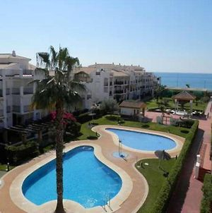 Apartment With 2 Bedrooms In Torrox With Shared Pool Enclosed Garden And Wifi 50 M From The Beach photos Exterior