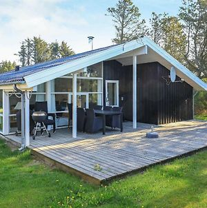 Four-Bedroom Holiday Home In Blokhus 3 photos Exterior