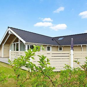 Four-Bedroom Holiday Home In Hemmet 4 photos Exterior