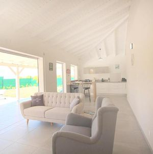 Villa With 3 Bedrooms In Saint Francois With Wonderful Sea View Private Pool Enclosed Garden 2 Km From The Beach photos Exterior