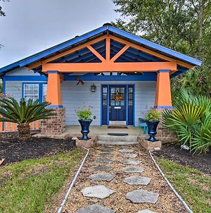 Downtown Ocean Springs Duplex With A And C, 1Mi To Beach photos Exterior