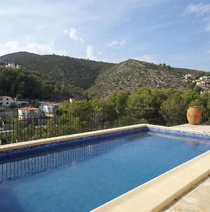 Luxurious Holiday Home In Alcanali With Pool photos Room