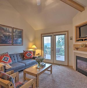 Airy Resort-Style Klamath Falls Townhome With Deck! photos Exterior