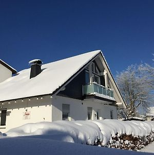 Snow-Covered Holiday Home In Winterberg With Sauna, Garden photos Exterior