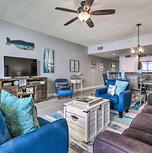 Oceanfront Pcb Condo With Resort-Style Amenities! photos Exterior