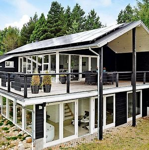 Four-Bedroom Holiday Home In Brovst 7 photos Exterior