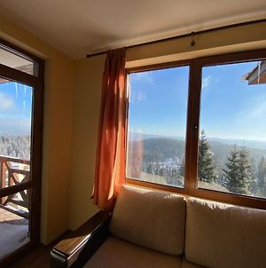 Panoramic Mountain View Apartment In Pine Hills Pamporovo photos Exterior