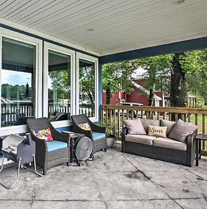 Lakefront Home With Outdoor Living Area, Kayaks, Dock photos Exterior