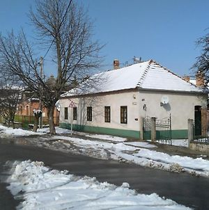 Room In Apartment - Small Village, Small Guest House, Wine And Relax In Wineregion Neszmely photos Exterior