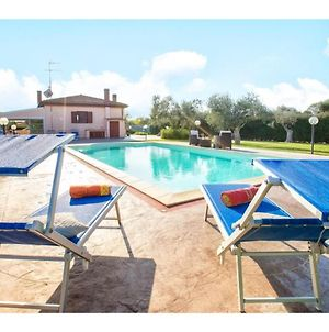 Alghero, Villa Don Carlos With Swimming Pool For 14 People photos Exterior