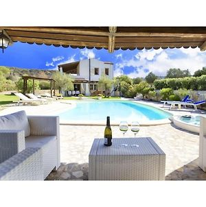 Alghero, Villa Gioiosa With Swimming Pool And Whirlpool photos Exterior