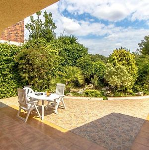 Villa With 4 Bedrooms In Calafell With Enclosed Garden And Wifi 2 Km From The Beach photos Exterior