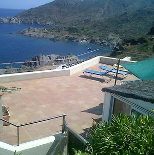 Apartment With One Bedroom In El Port De La Selva With Wonderful Sea View Shared Pool Furnished Garden 200 M From The Beach photos Exterior