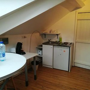 Studio In Liege With Enclosed Garden And Wifi photos Exterior