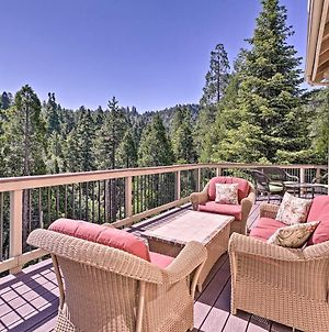 Lake Arrowhead Retreat With Decks And Mtn Views! photos Exterior