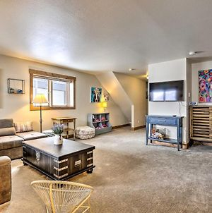 Frisco Family Townhome With Fireplace And Balcony! photos Exterior