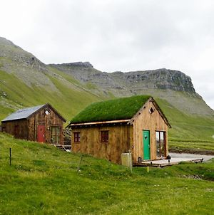 Mulafossur Cottage No 1 By Famous Waterfall In Gasadalur photos Exterior
