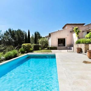 Villa With 3 Bedrooms In Mallemort With Wonderful Mountain View Private Pool Enclosed Garden 60 Km From The Beach photos Exterior
