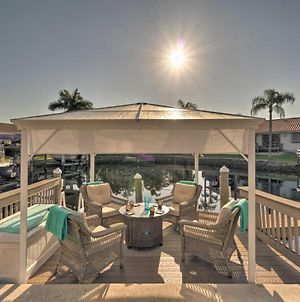 Waterfront Punta Gorda Home-Dock, Patio And Hot Tub! photos Exterior
