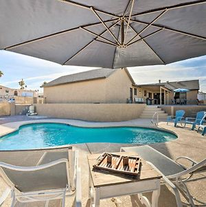 Livin Large Havasu Home, Only 1 Mi To Lake! photos Exterior