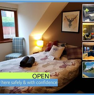Now Open - Entire Holiday House Inverness - 2 Bedroom photos Exterior