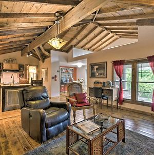 Rustic Chic Home About 1 Mi To Dtwn Hot Springs! photos Exterior