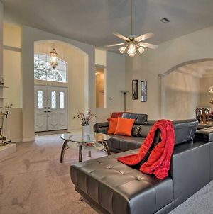 Luxe House With Lanai And Pool, 2 Miles To Golf! photos Exterior