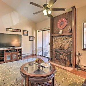 Cozy Angel Fire Townhome Less Than Half Mi To Mountain! photos Exterior