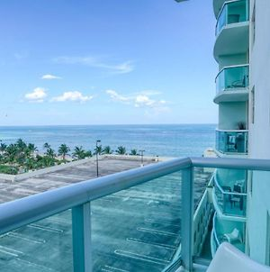 Miami Hollywood Great One Bedroom Apartment With Ocean View 006-1Bmar photos Exterior