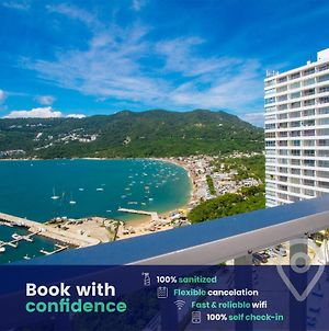 1Br Apt With Amazing Views Of Puerto Marques Bay, Pool & Jacuzzis photos Exterior