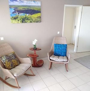 Apartment With One Bedroom In Saint Francois With Wonderful City View Shared Pool Enclosed Garden 3 Km From The Beach photos Exterior