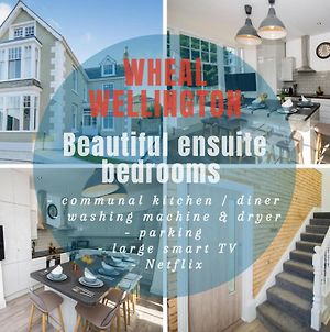 Wheal Wellington - Gorgeous Ensuite Bedrooms With Access To A Beautiful Shared Kitchen In A Lovingly Renovated Property photos Exterior