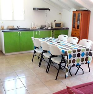 Apartment With One Bedroom In Capesterre Belle Eau With Enclosed Garden And Wifi 8 Km From The Beach photos Exterior