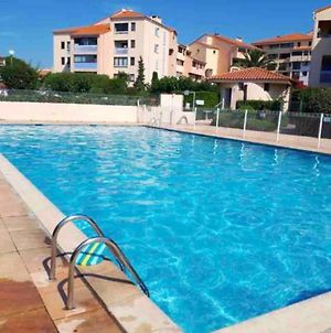 Studio In Frejus With Wonderful City View Shared Pool Furnished Balcony 2 Km From The Beach photos Exterior