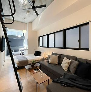 New 1 Bedroom Apt 5 Mins To Peace Park With Loft And Balcony Good For 7Ppl photos Exterior