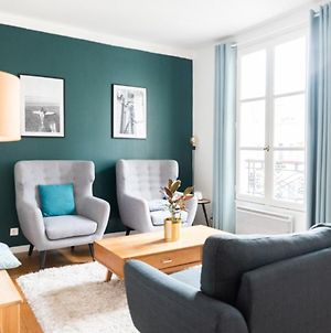 Bright Flat Just A Stone'S Throw From Montmartre photos Exterior