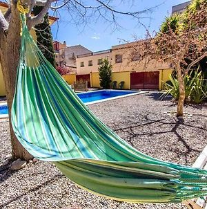 Villa Rodonya With A Private Pool Just 19Km To The Beaches Of Tarragona photos Exterior